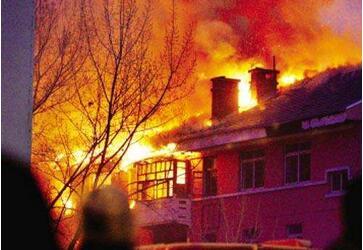 韩国屡遭火灾提醒在韩国注意安全
