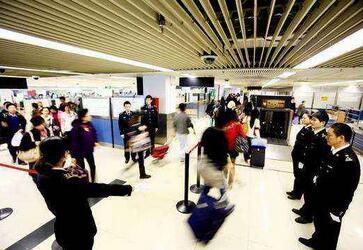 有了签证之后怎么入境?
